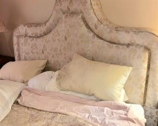Gorgeous Custom made King size bed