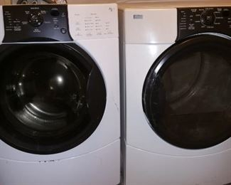 Kenmore Elite HE washer & dryer. $800.00 for set