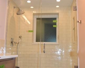 Shower Door $125