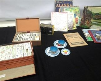 Dominoes and Children's Books https://ctbids.com/#!/description/share/161895