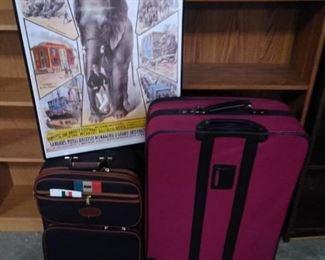 Luggage and Barnum Poster https://ctbids.com/#!/description/share/161893