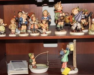 Hummel/Goebel club figurines