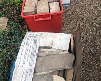 Stones/Rock/Bricks