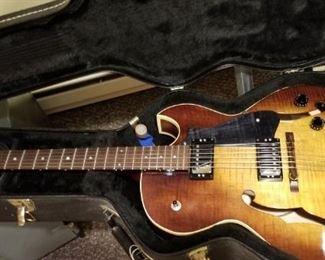 The Heritage Guitar in Original Case