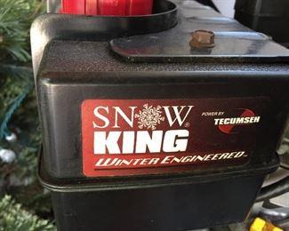 Craftsman Snow King Snow Blower