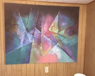 Lee Reynolds Orig painting