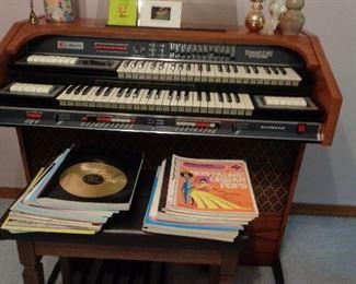 Carousel organ