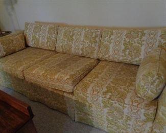 sofa/has matching loveseat