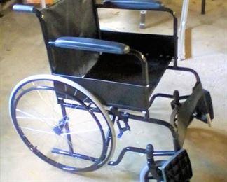 Wheelchair - New