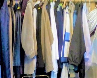 Winter Coats, Rain Coats, Windbreakers