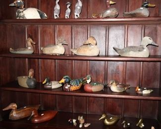 Decoys - some very old