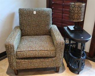 Austin Ranch Furniture upholstered chair