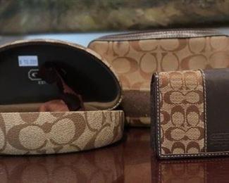 Coach accessories