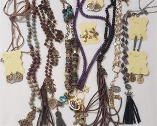 Julio and Hearts Heal jewelry