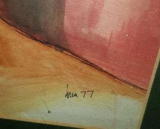 Art Signed