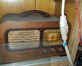 Radio Philco Table Top