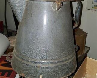 Granite Ware Coffee Pot