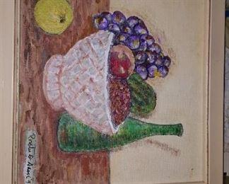 Rosalie Davis Art