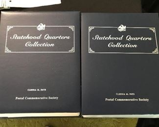 Statehood Quarters Collection, volumes 1 and 2.