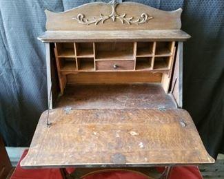 Vintage Chippendale Desk