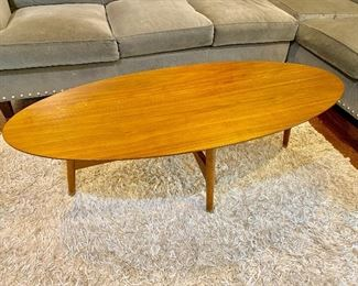 West Elm MCM coffee table