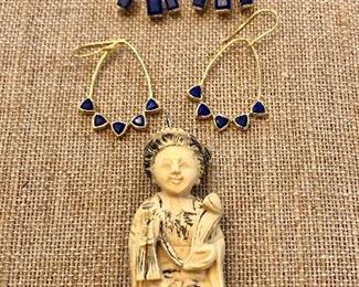 Lápiz earrings