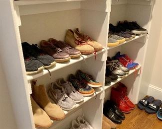 Shoes of all kinds