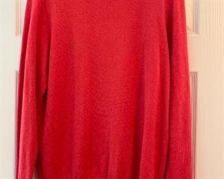 Bonobos cashmere sweater