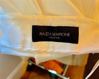 Piazza Sempione (Made in Italy) Women's designer pants