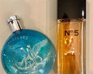 Hermes, Chanel