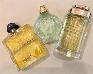 Hermes, Cartier perfumes