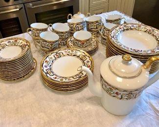 Christian Dior china set