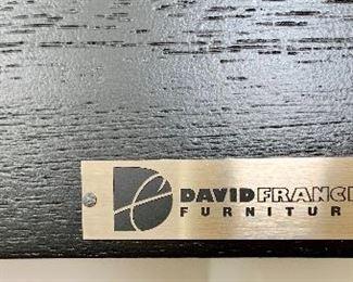 David Francis custom headboard (full size)