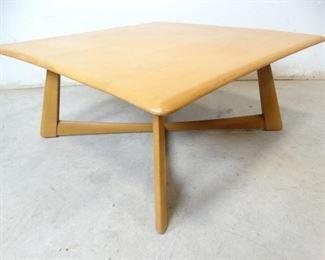 Heywood Wakefield Solid Wood Coffee Table