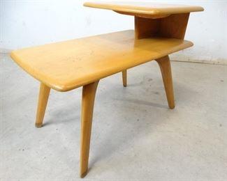 Heywood Wakefield Solid Wood End Table