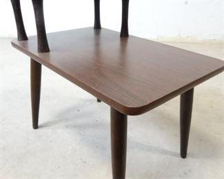 Vintage 2Tier End table