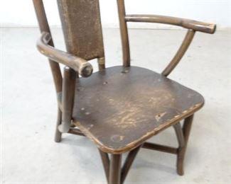 Vintage Solid Wood Chair