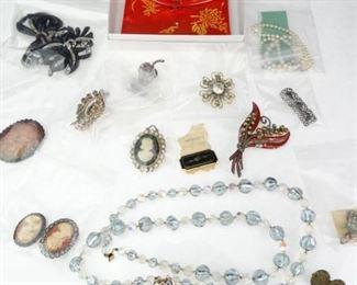 Antique Fashion Jewelry