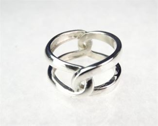 925 Sterling Silver Ring, Size 8