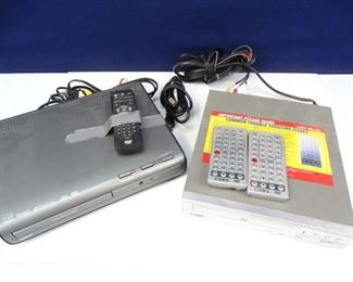 External DVD Player Devices with Remote Controls