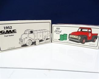 Vintage, Collectible Ford GMC Trucks