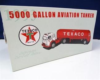 Vintage, Collectible Texaco Tanker DieCast Replica