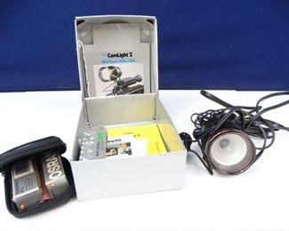 Vintage Sima Camlight 2 Mini Video Light