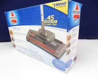 Bissell Brand Easy Sweep Cordless Rechargeable
