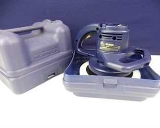 WaxMaster WB9000 in Carrying Case