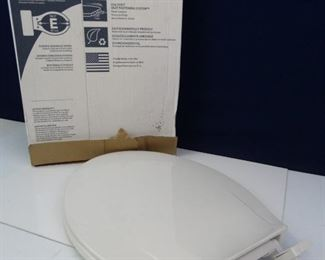 Church Brand Elongated Toilet Seat Cover from Lowes