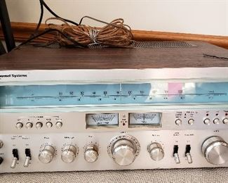 MCS stereo receiver