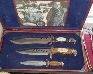 HUNTING KNIFE SET