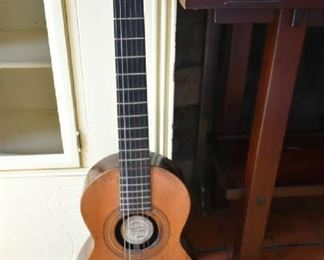 ANTIQUE GUITAR FROM 1895