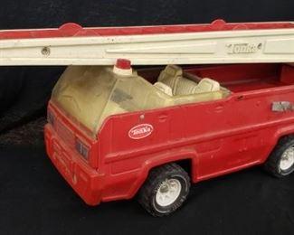 Tonka Fire truck